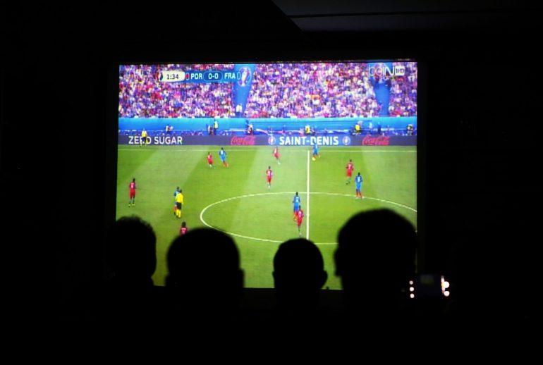 b7e5bbb4cfa Pühapäeva hilisõhtul toimunud ülipingeline jalgpalli Euroopa  meistrivõistluste finaalturniir tõstis hüppeliselt mobiilse interneti  kasutusmahtusid, ...