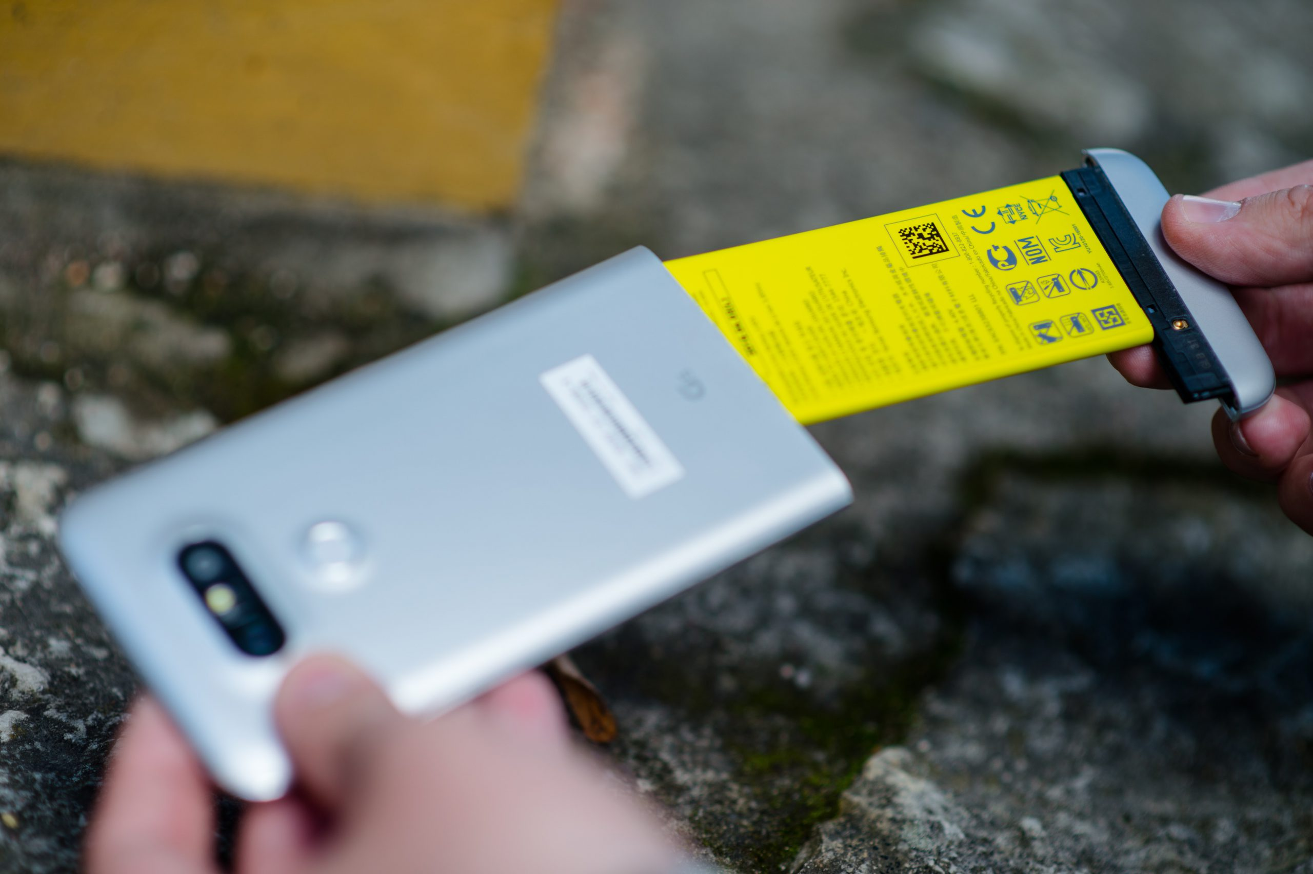 6aa2e1afade LG G5: tõeliselt iseäralik ja põnev modulaarne nutitelefon | Digigeenius