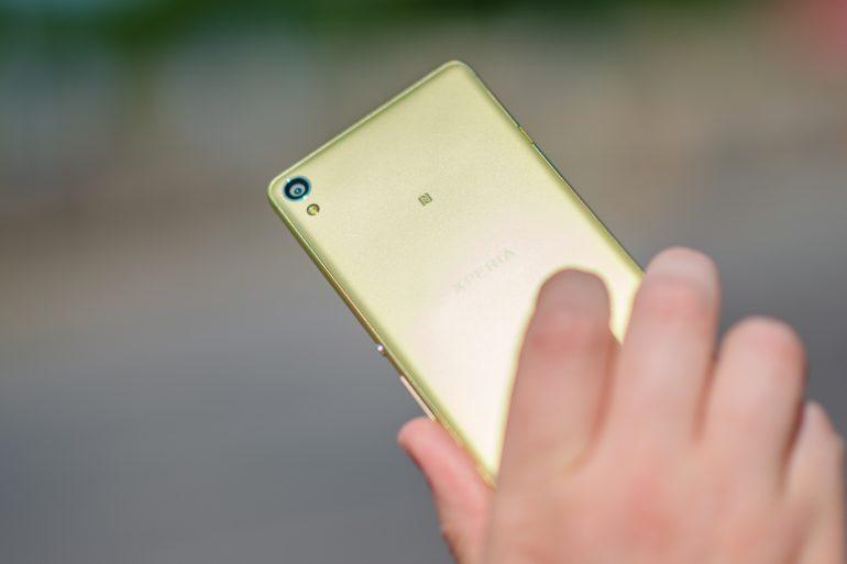 f8d510f5e6d Testis Sony Xperia XA: see telefon on nii halb, et ma olen sõnatu ...
