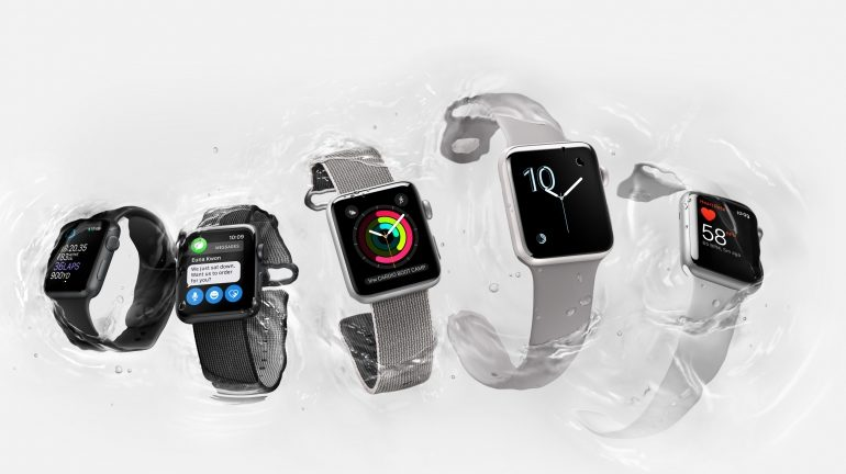 Apple Watch promofoto