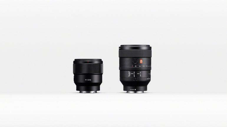 60181860d8f Sony uued objektiivid teevad heade piltide tegemiseks nüüdsest ...