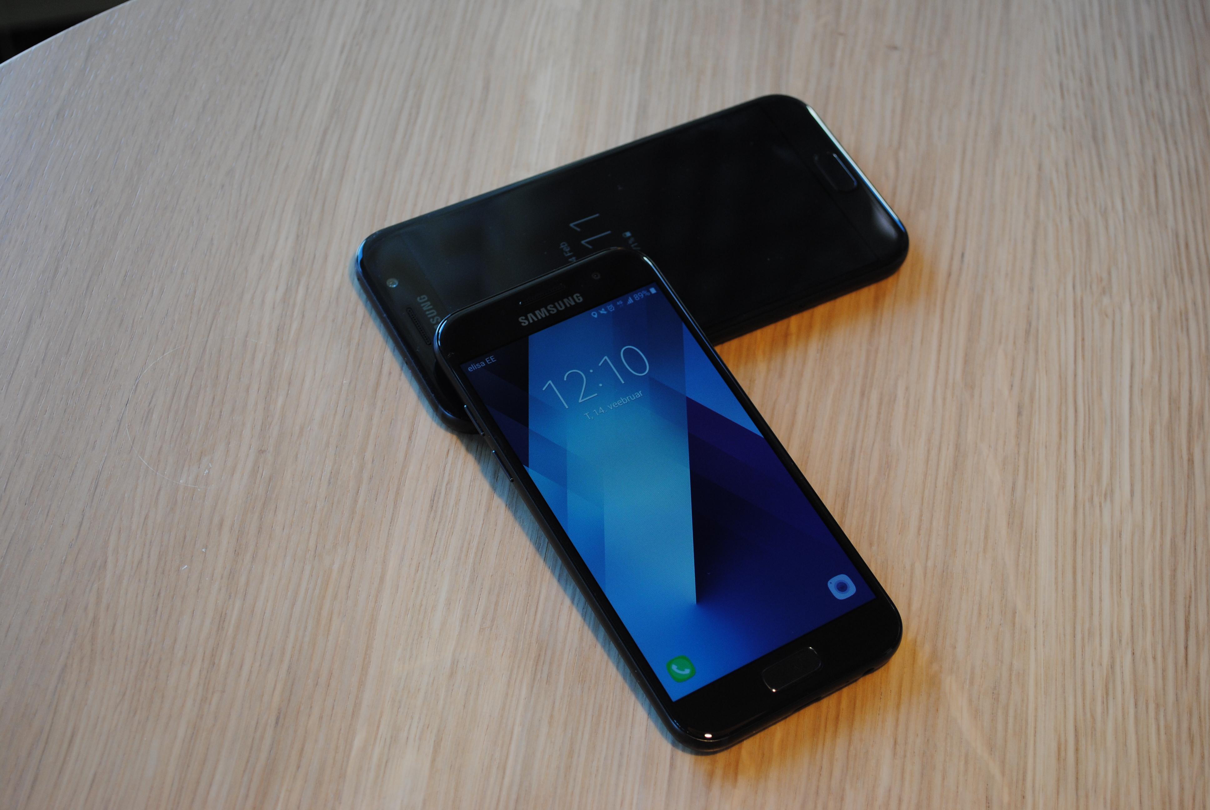 8793dc535c4 Samsung võttis õppust ning uus Galaxy A3 lahendab eelmise mudeli probleemid  | Digigeenius