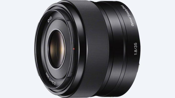 Sony 35mm f/1.8 objektiiv