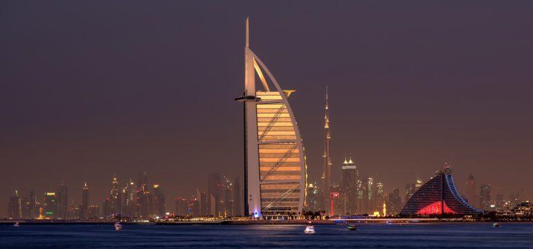 Burj Al Arab Dubais