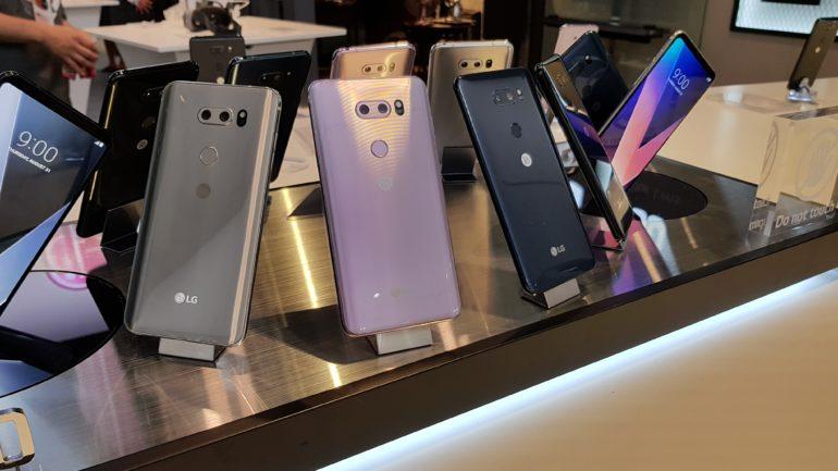 c9374b65914 Sony ja LG on nutitelefonide müügiga suures hädas, numbrid kukuvad kolinal