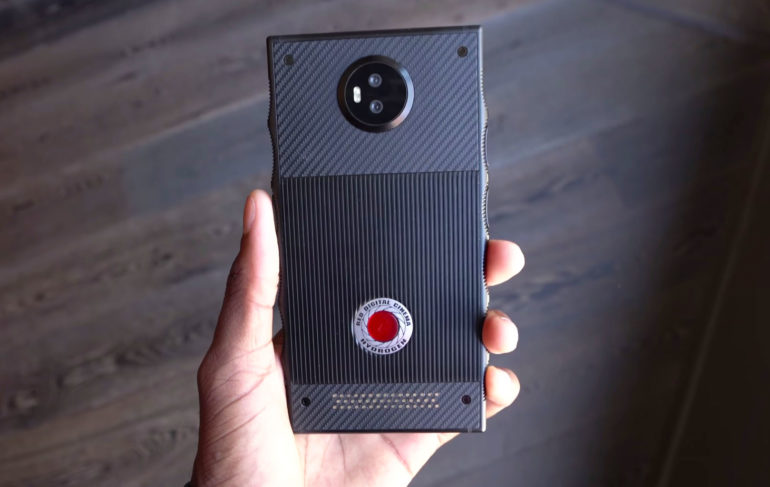 31da63a05ec VIDEO: REDi hirmkallis telefon tuleb veidra välimuse ja võimsa sisuga