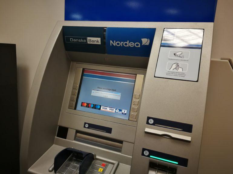0f5f915e5bb Piltuudis: pangaautomaat näitas Rakveres kliendile veateadet ja nõudis uut  akut