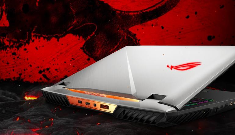 eb37cd3f6ad Asuse uus ROG G703 mänguriarvuti sisaldab endas võimast riistvara 4,3  gigahertsise protsessori ja 144 hertsise ekraani näol. Mängimist muudab see  küll ...