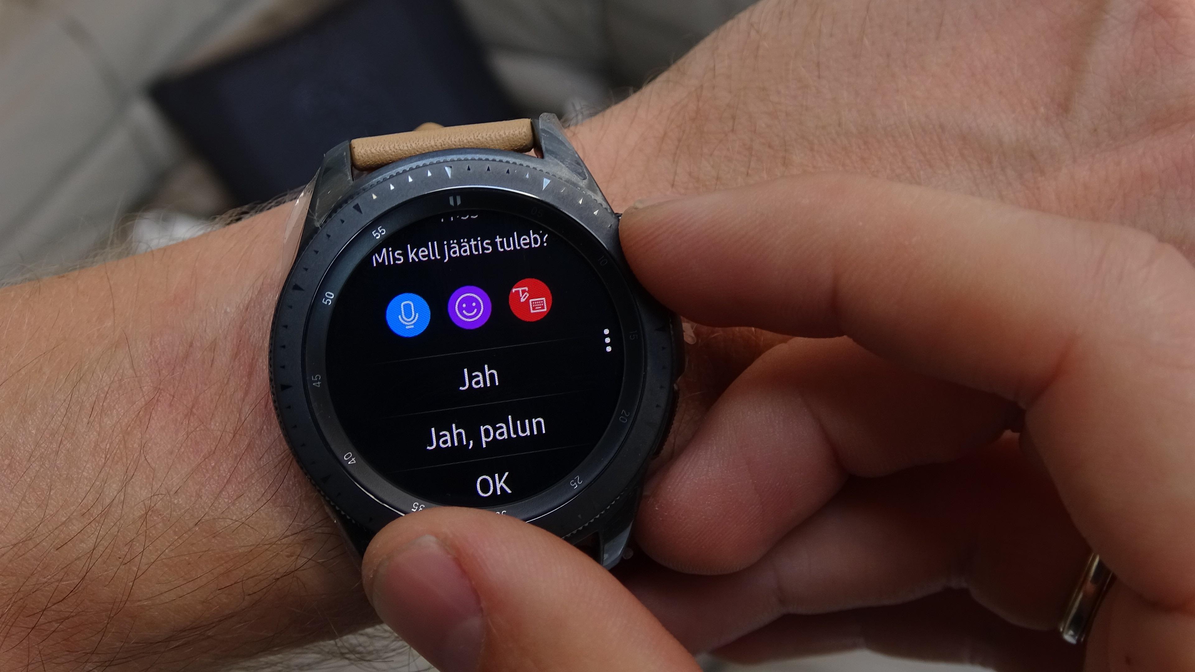 57bd0c99fdd Proovime uhiuut Samsungi kella: saab sellest hitt või ei? | Digigeenius