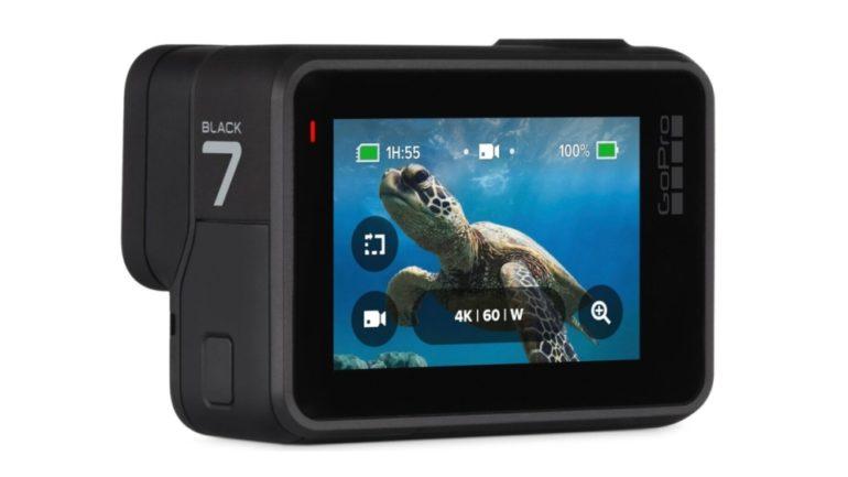 95336fe592d Seikluskaamerate sünonüümiks saanud GoPro 7. põlvkond on loonud uue  standardi seiklusvideote salvestamisel – näiteks nii stabiilset ja  värinavaba pilti kui ...