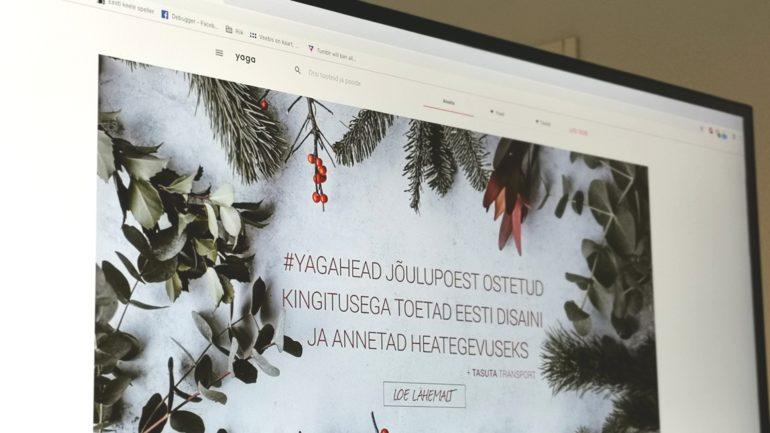 820562fdab5 See on põhjendus, miks Aune Aunapuu pani eelmisel aastal käima uue  veebiplatvormi Yaga.ee ja valmistub rahvusvaheliseks laienemiseks.