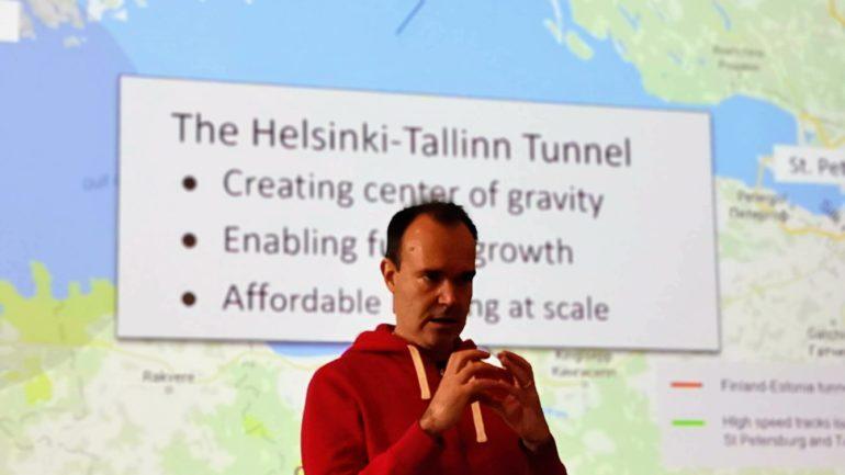 Eesti suurimal tehnoloogiakonverentsil räägiti Soome lahe tunneli progressist ja IT-sektori võimalustest