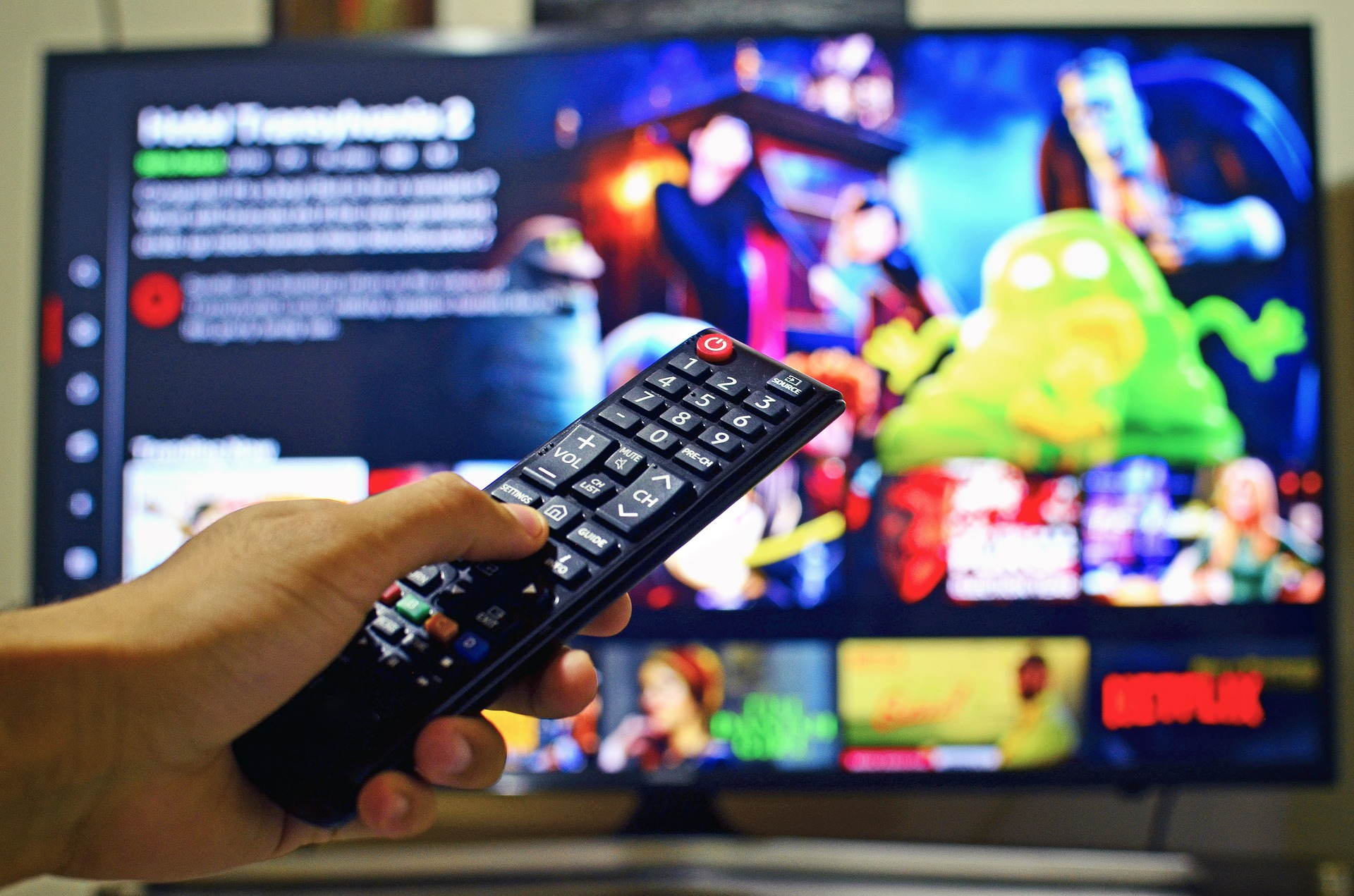 Netflix asub testima sarjade top 10 loetelusid, mida uuendatakse iganädalaselt