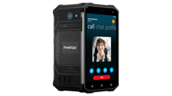 cd9b72f508c Vastupidav telefon suveseiklusteks: Prestigio Muze G7