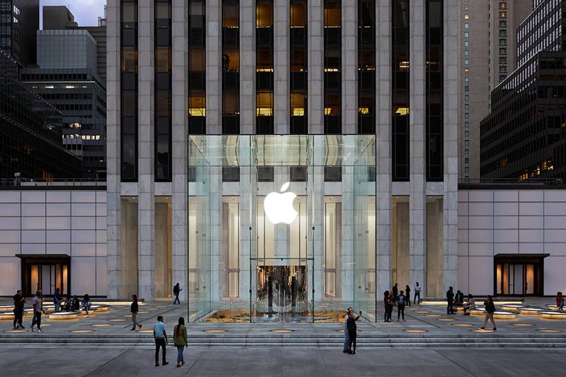 Apple taasavas oma kõige ikoonilisema poe