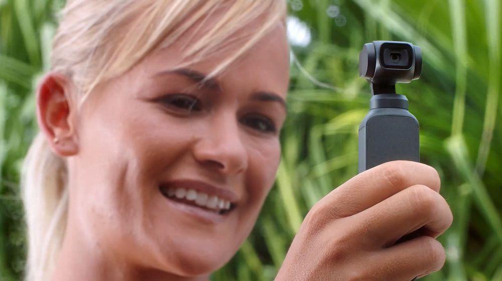DJI Osmo Pocket – ekstreemspordi videostuudio sinu taskus