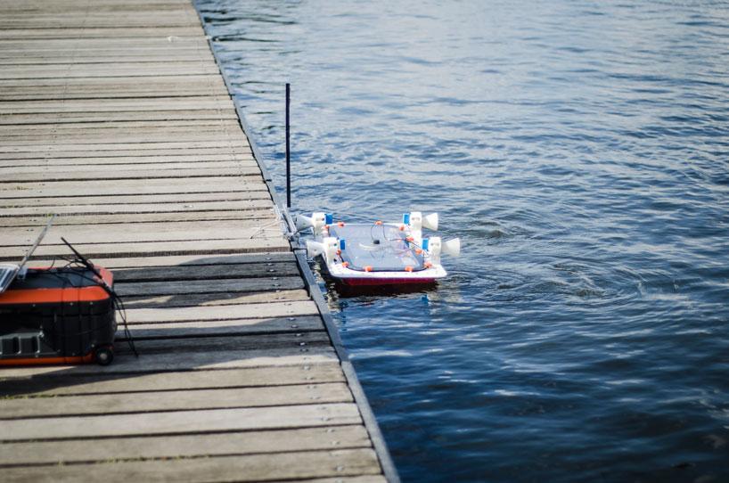 MIT teadlased töötasid välja robotlaevad, millesarnastel nähakse potentsiaali ka Eestis