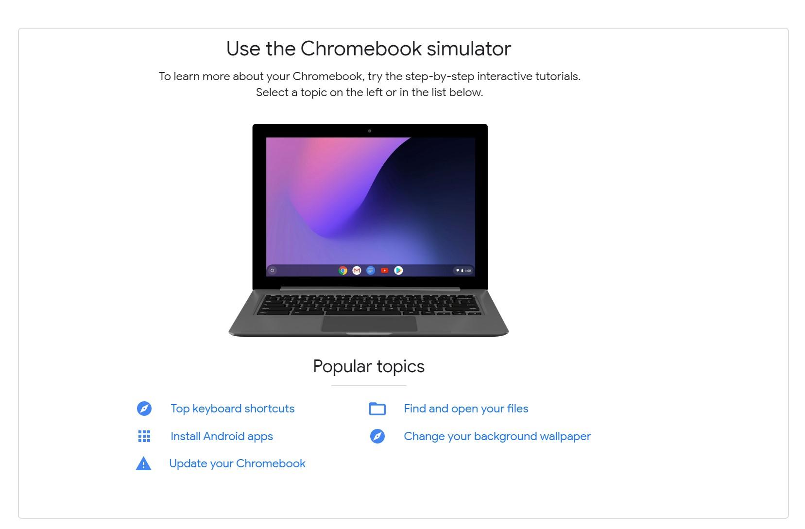 Kas Chrome OS võiks sinu jaoks sobida? Siit lehelt leiad vastused