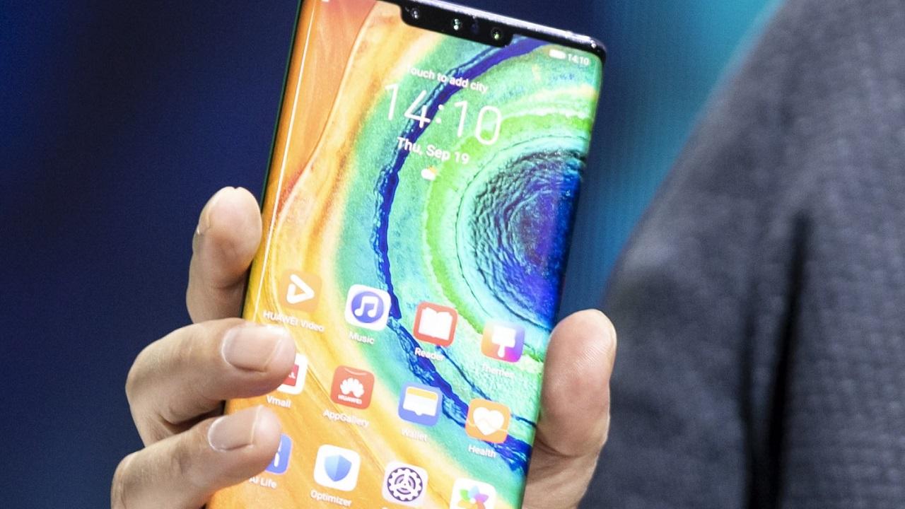Huawei Mate 30 on kohati täiesti absurdsete tehniliste näitajatega, aga Google'i äpid on kadunud