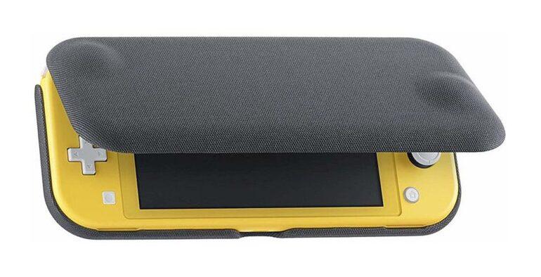 Nintendo Switch Lite vāciņš un ekrāna aizsargs
